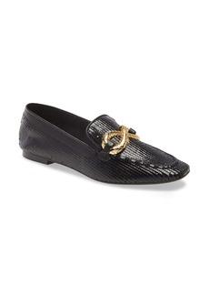 Schutz Maggy Embellished Loafer (Women)