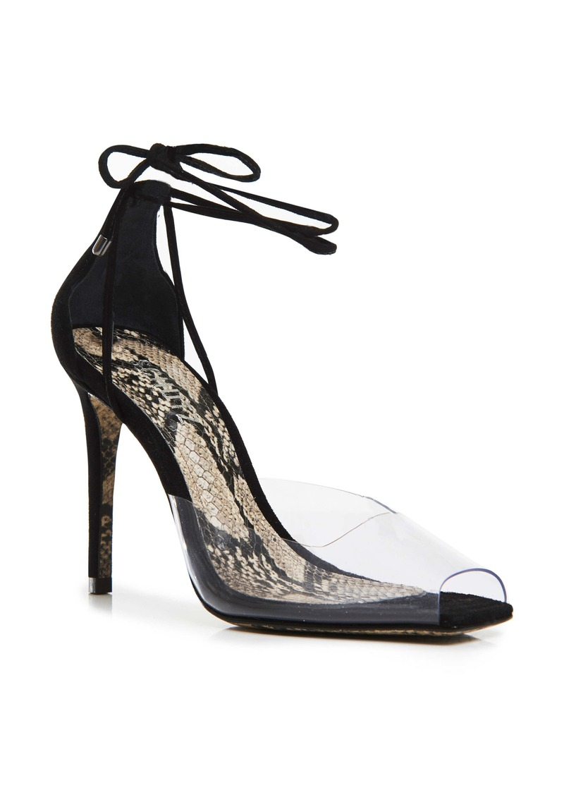 Schutz Melynda Clear Sandal (Women)