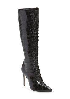 Schutz Meredith Knee High Boot (Women) (Narrow Calf)