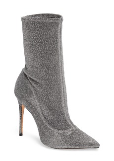 Schutz Mislane Pointy Toe Sock Bootie (Women)