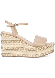 Schutz pattern weaved wedges - Nude & Neutrals