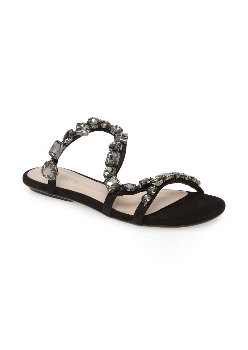 Schutz Potira Slide Sandal (Women)
