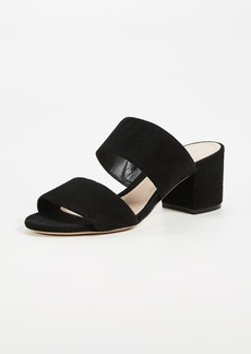 Schutz Rashne Double Strap Sandals