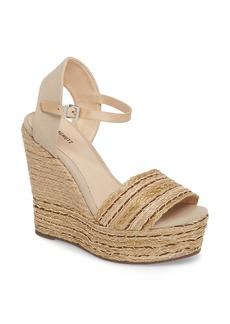 Schutz Rilark Platform Wedge Sandal (Women)