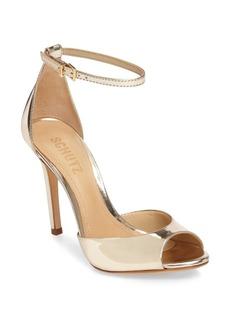 Schutz Saasha Lee Ankle Strap Sandal (Women)