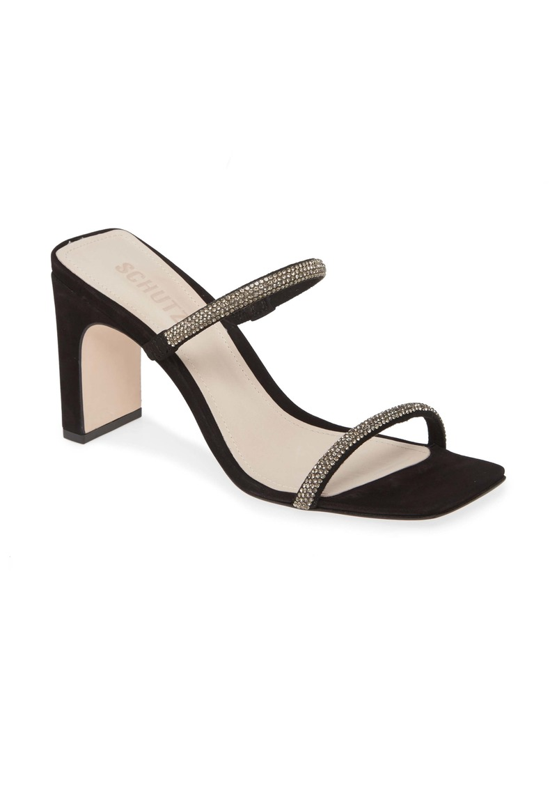 Schutz Salwa Slide Sandal (Women)