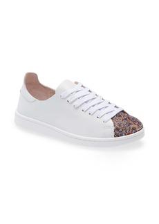Schutz Sienna Crystal Embellished Platform Sneaker (Women)