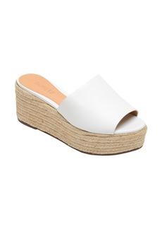 Schutz Thalia Platform Wedge Slide Sandal (Women)