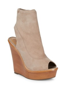 SCHUTZ Vanda Wedge Booties