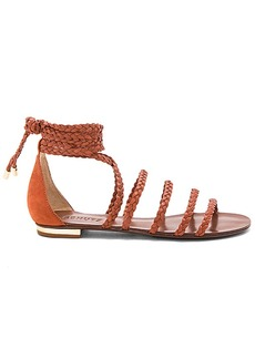 Schutz Victore Sandal in Rust. - size 10 (also in 6,6.5,7,7.5,8,8.5,9,9.5)