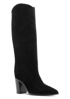 SCHUTZ Women's Analeah Block Heel Tall Boots