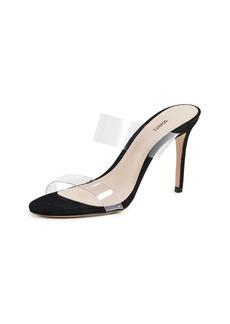 Schutz Women's Ariella Nubuck Dress Sandal