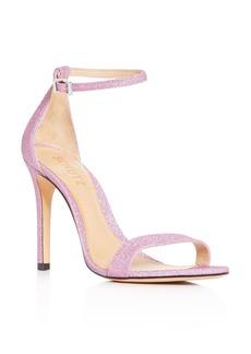 SCHUTZ Women's Cady-Lee Glitter High-Heel Sandals