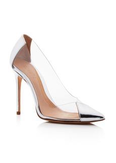 SCHUTZ Women's Cendi Patent Leather High-Heel Pumps