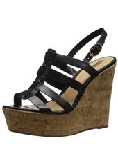 SCHUTZ Women's Egenia Wedge Sandal