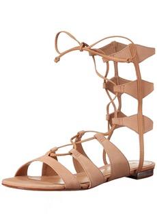 SCHUTZ Women's Erlina Gladiator Sandal  9.5 M US