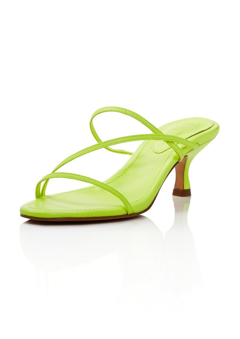 SCHUTZ Women's Evenise Kitten Heel Sandals