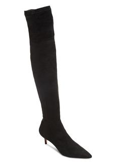 SCHUTZ Women's Helga Kitten Heel Over-the-Knee Boots