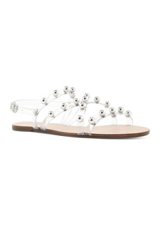 SCHUTZ Women's Lina Embellished Strappy Sandals