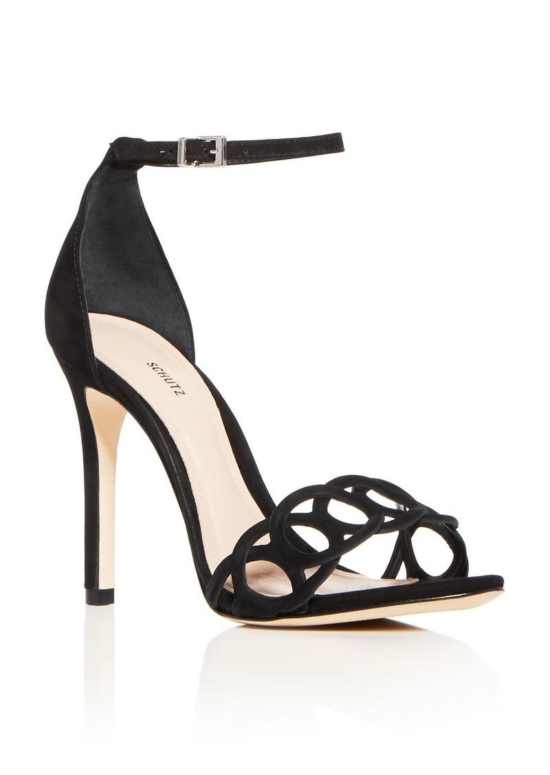 90999d524e8 SCHUTZ SCHUTZ Women s Sthefany Ankle Strap High-Heel Sandals