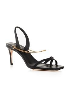 SCHUTZ Women's Yareli Slingback High Heel Sandals