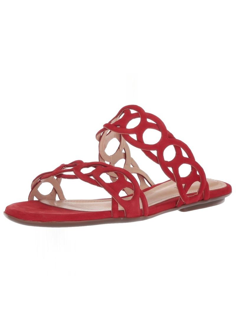 SCHUTZ Women's YASLIN Slide Sandal   M US