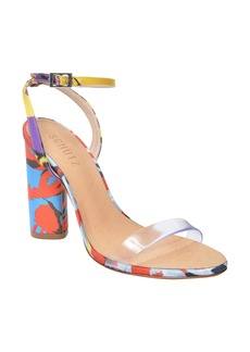 Schutz x Adriana Lima Vinyl Sandal (Women)