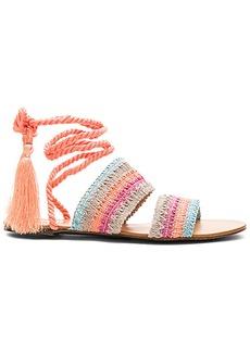Schutz Zendy Sandal in Orange. - size 10 (also in 5.5,6,6.5,7.5,8,8.5,9,9.5)