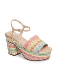 Schutz Ziquiele Platform Sandal (Women)