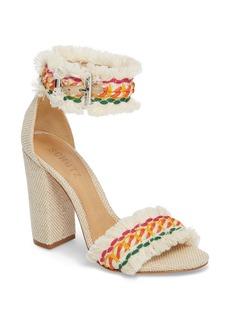 Schutz Zoola Block Heel Sandal (Women)