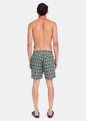 Scotch & Soda Aop Mid Length Swim Short