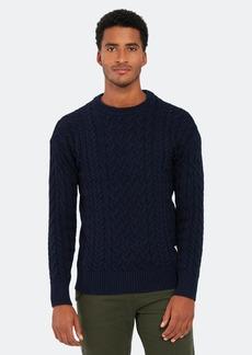 Scotch & Soda Cable Knit Sweater - S - Also in: L, XXL, XL