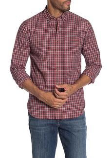 Scotch & Soda Check Regular Fit Sport Shirt