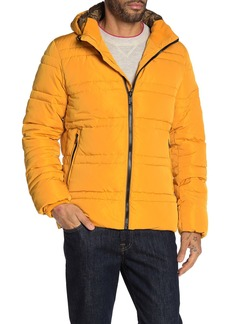 Scotch & Soda Classic Hooded PrimaLoft Jacket