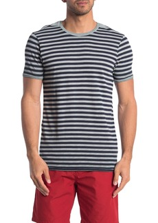 Scotch & Soda Classic Oil Washed Crew Neck T-Shirt