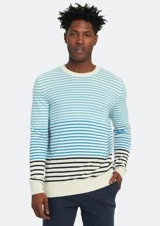 Scotch & Soda Classic Stripe Crewneck Long Sleeve Sweater - XXL