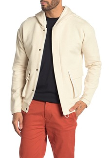Scotch & Soda Club Nomade Pocketed Zip Hoodie