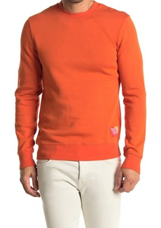Scotch & Soda Crew Neck Knit Sweater