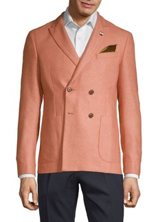 Scotch & Soda Double-Breasted Blazer