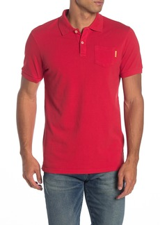 Scotch & Soda Garment Dyed Polo