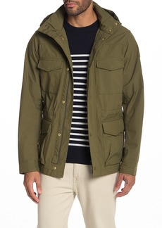 Scotch & Soda Hooded Field Jacket