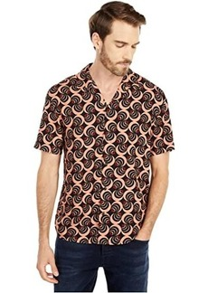 Scotch & Soda Lightweight Island Shirt with Prints