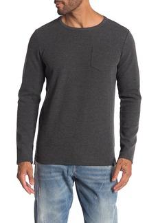 Scotch & Soda Long Sleeve Pocket T-Shirt