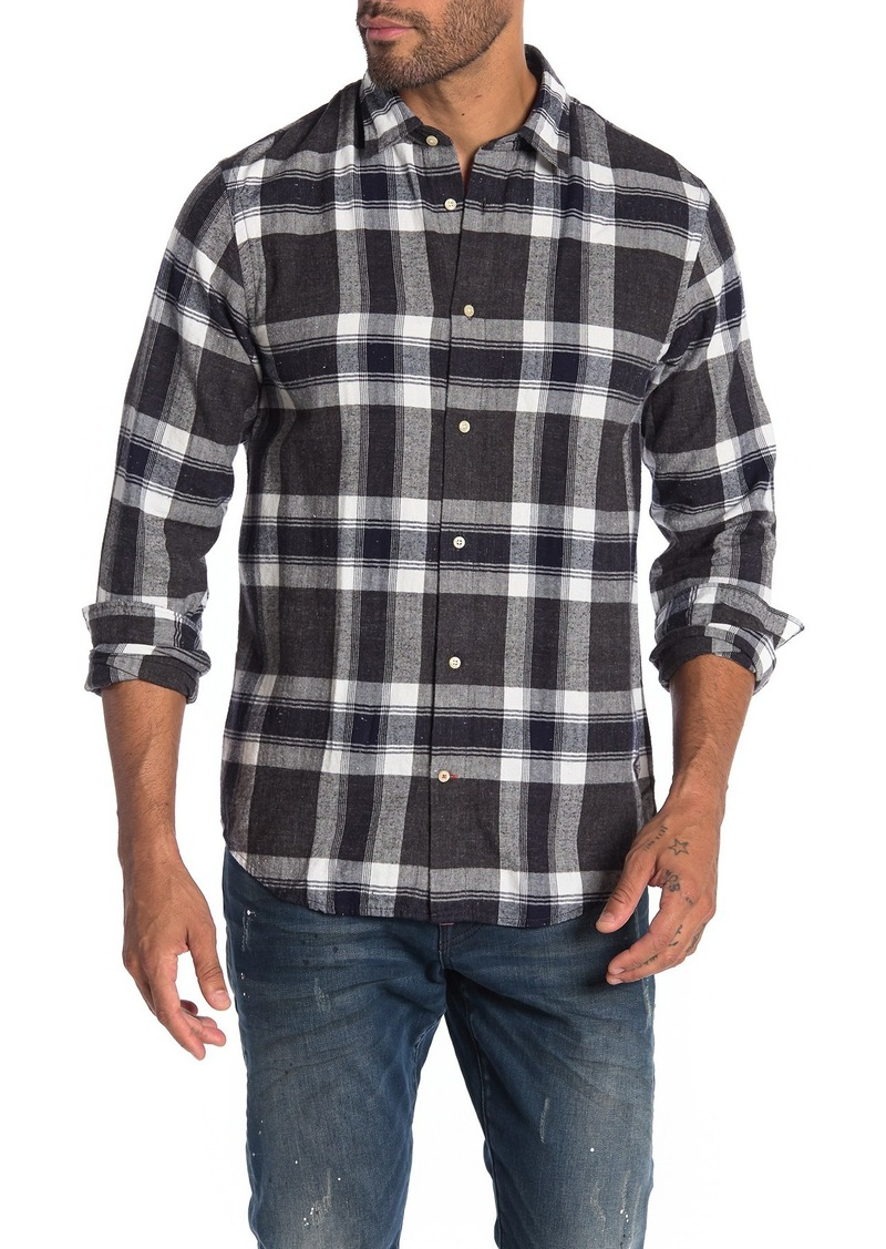 Scotch & Soda Long Sleeve Regular Fit Shirt