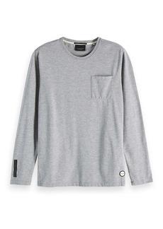 Scotch & Soda Long Sleeved Sweat T-Shirt