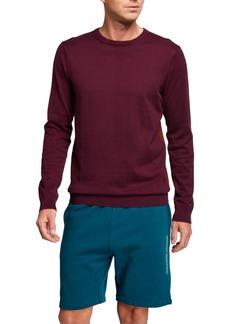 Scotch & Soda Men's Cashmere Crewneck Sweater