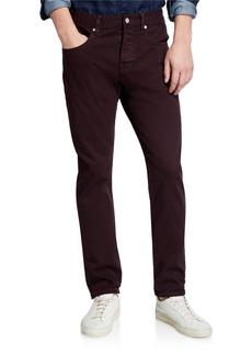 Scotch & Soda Men's Ralston Garment-Dyed Jeans