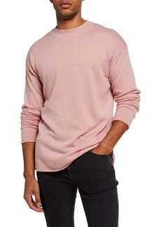 Scotch & Soda Men's Solid Wool-Blend Knit Sweater