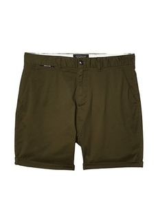 Scotch & Soda Mid Length - Classic Chino Shorts in Pima Cotton Quality