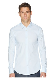 Scotch & Soda NOS - Classic Long Sleeve Shirt in Crispy Cotton/Lycra Quality